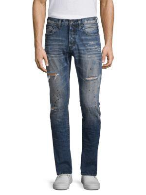 Prps Jeans Le Sabre Slim-Fit Jeans