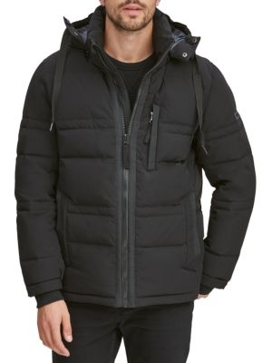 Andrew Marc Jackets Huxley Down-Filled Jacket