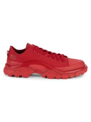 Adidas By Raf Simons Platforms Detroit Runner Platform Sneakers