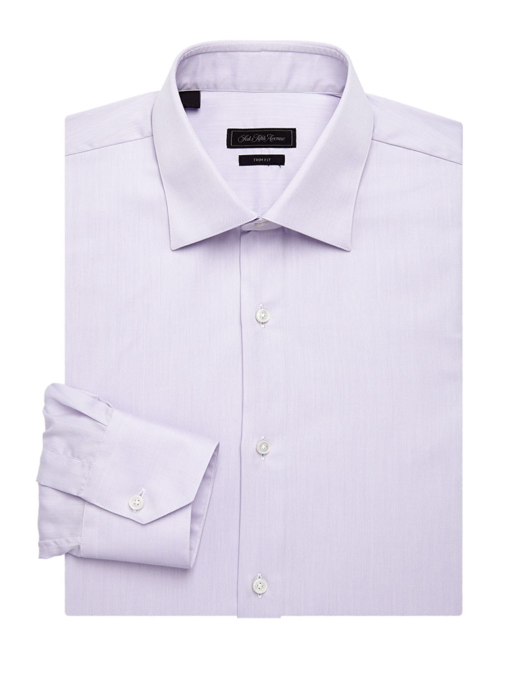 Saks Fifth Avenue COLLECTION Cotton Dress Shirt