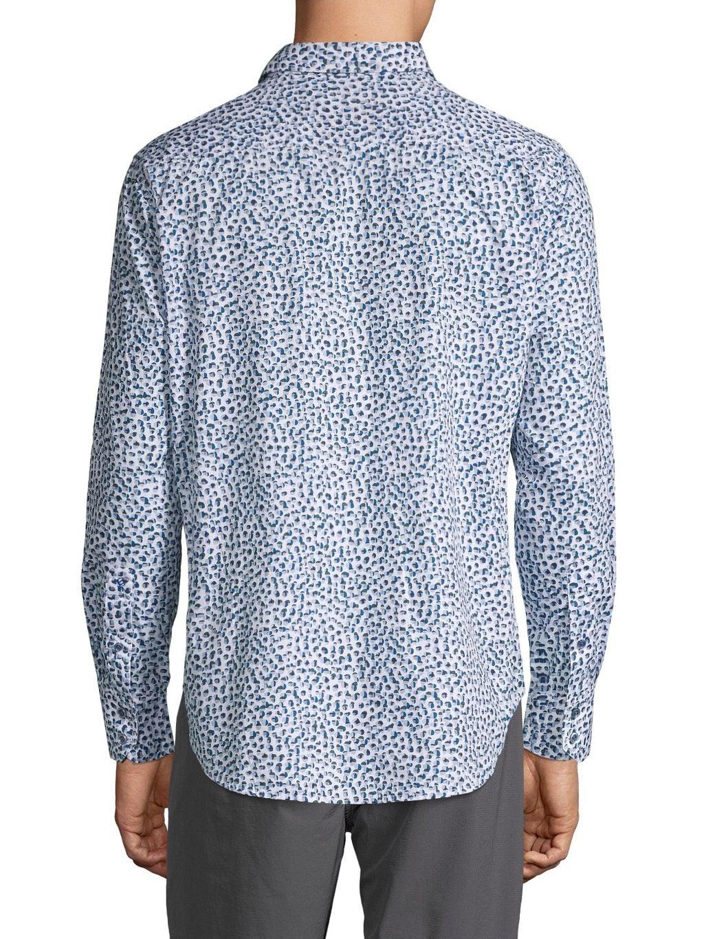 Robert Graham Classic-Fit Printed Shirt