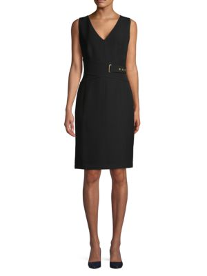 Dkny Dresses Sleeveless Sheath Dress