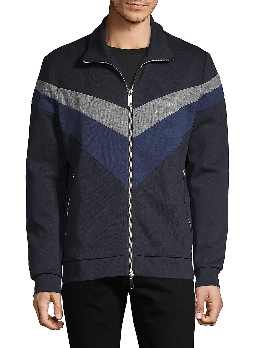 Antony Morato Men's Full-Zip Jacket - Navy - Size S