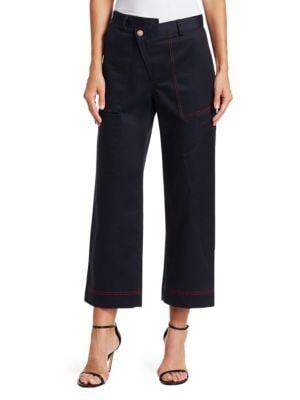 Monse Pants Wide-Leg Cargo Pants