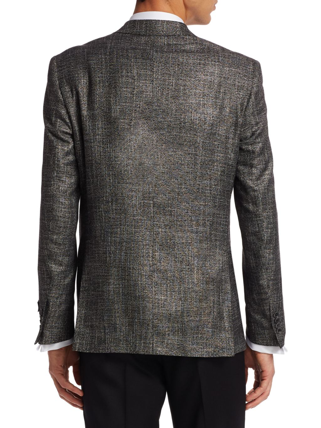Saks Fifth Avenue COLLECTION Textured Jacket
