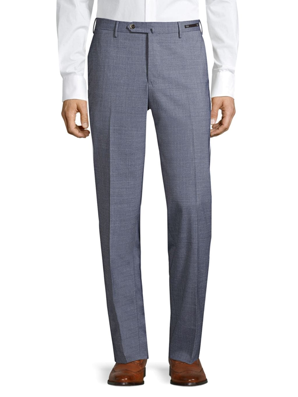 PT01 Stretch Flat-Front Trousers