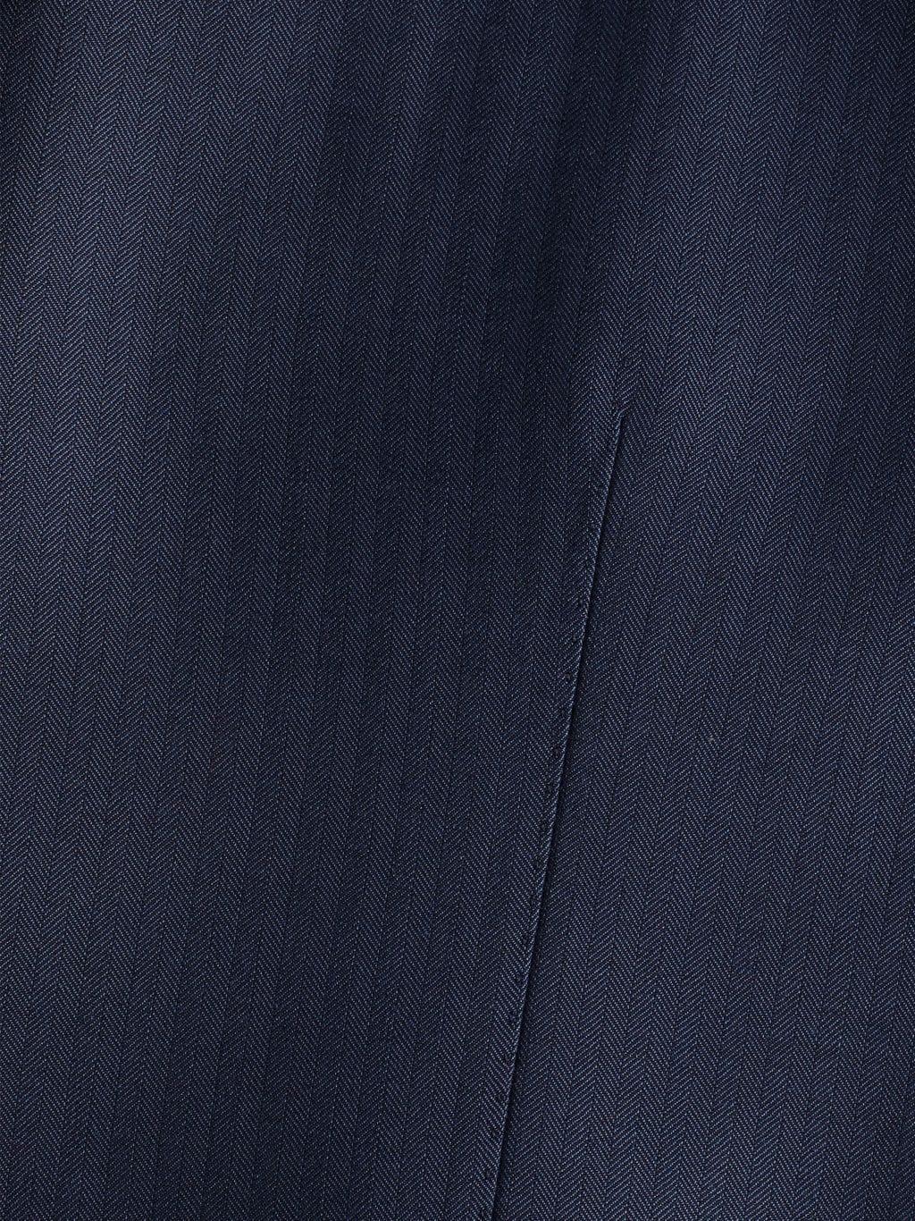 Saks Fifth Avenue Made in Italy Modern-Fit Herringbone Wool Suit