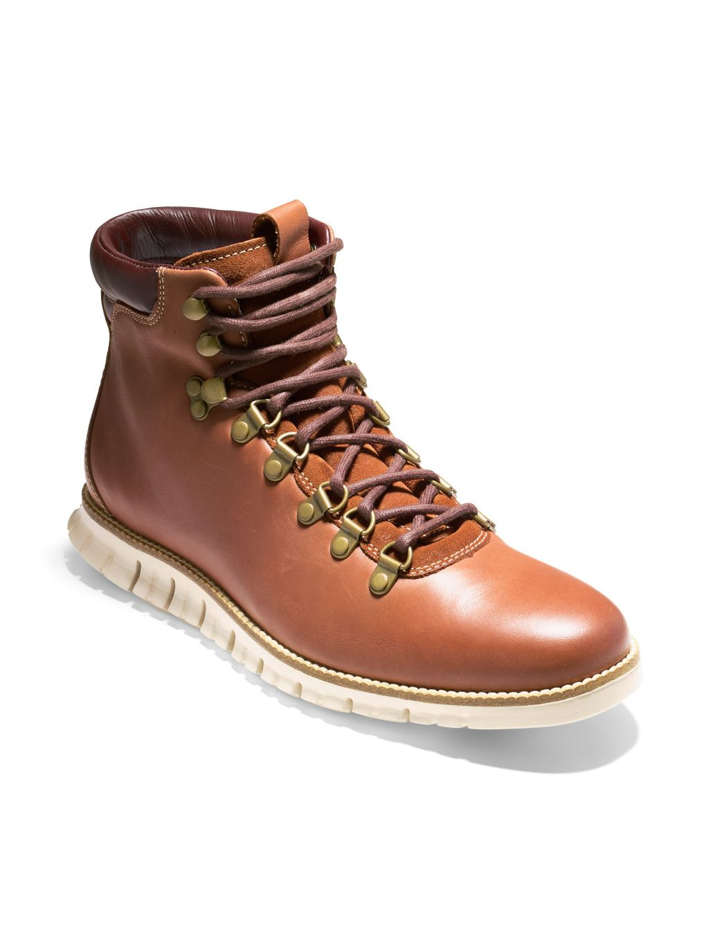 COLE HAAN GRAND OS Zerogrand Hiker II Leather Boots