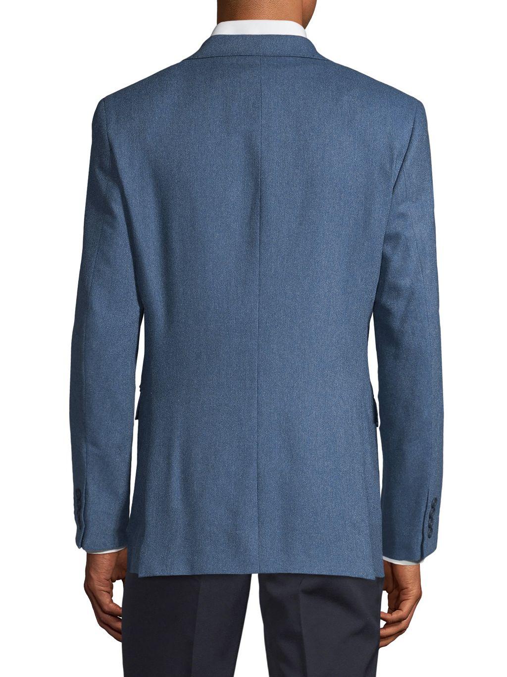 Saks Fifth Avenue Standard-Fit Cashmere Sportcoat