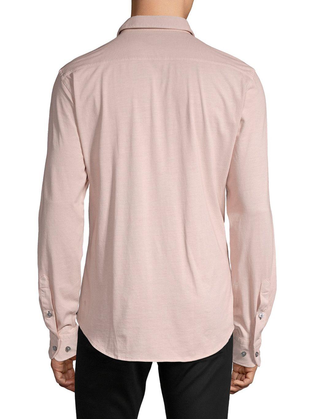 Boss Hugo Boss Slim-Fit Long-Sleeve Shirt