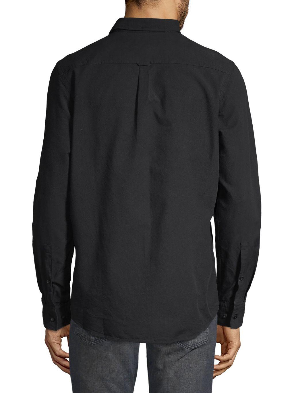 HUGO Emorino Straight-Fit Logo Shirt