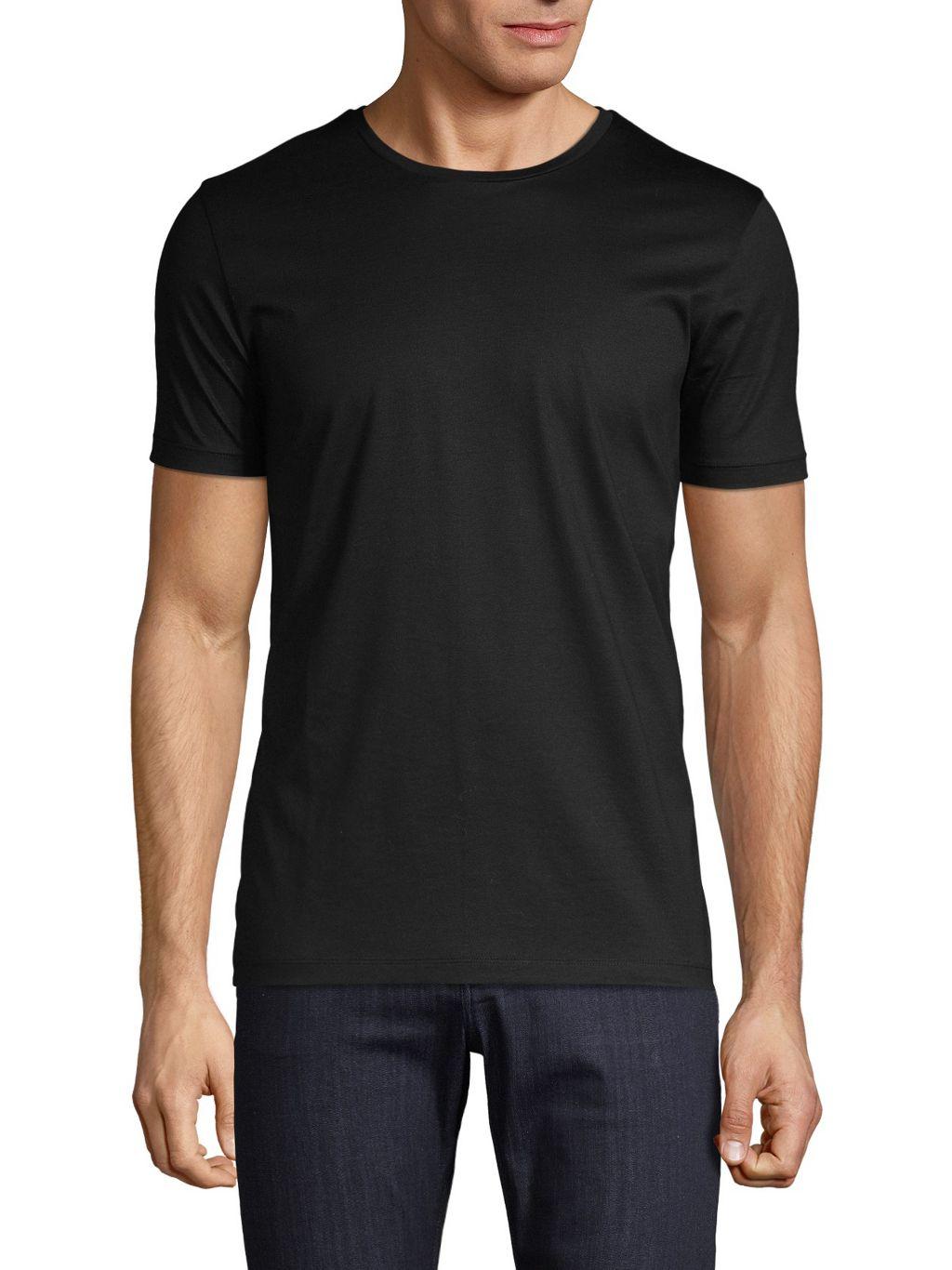 HUGO Tessler Slim-Fit Cotton T-Shirt