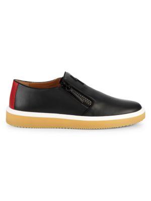 Giuseppe Zanotti Sneakers Slip-On Low-Top Sneakers