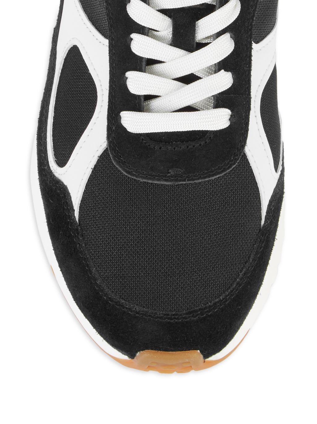 Cole Haan GP CLS Mixed Media Sneakers