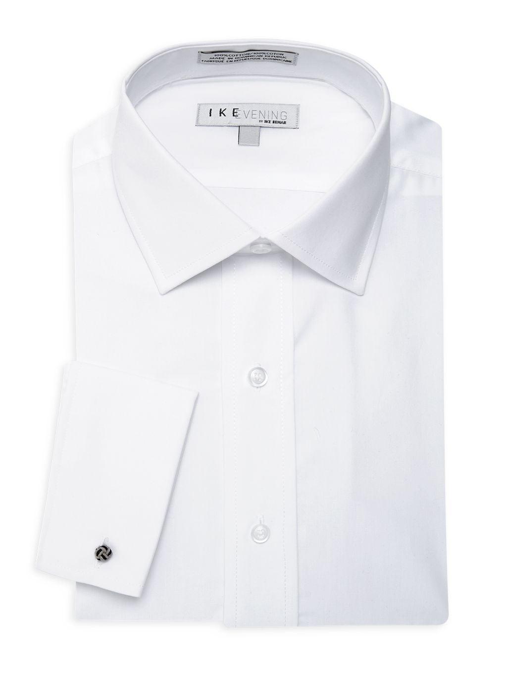 Ike Evening by Ike Behar Long-Sleeve Dress Shirt