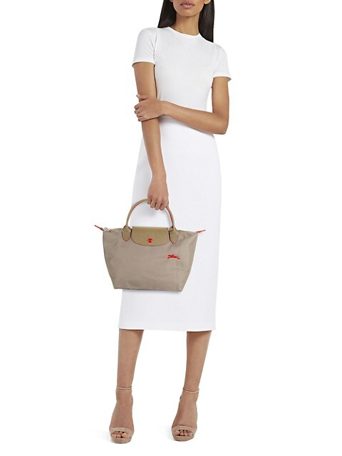 Small Le Pliage Club Top Handle Bag
