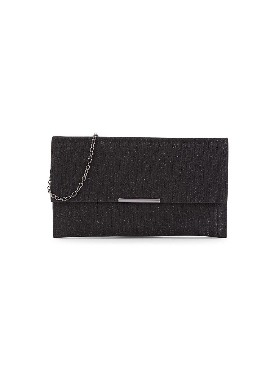 Women's Sparkle Jacquard Shoulder Bag