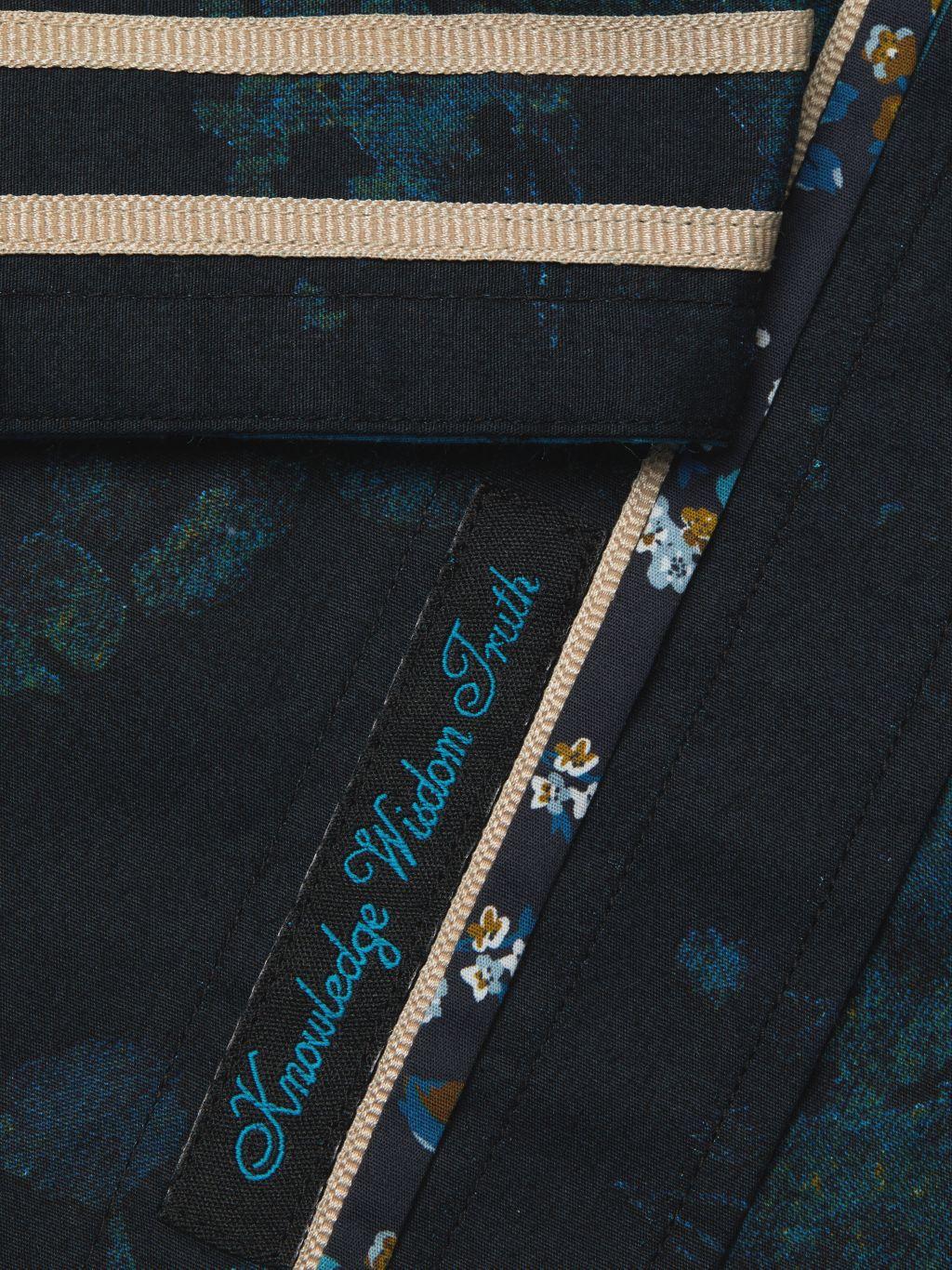 Robert Graham Thomas Tailored-Fit Floral Stretch Cotton Shirt