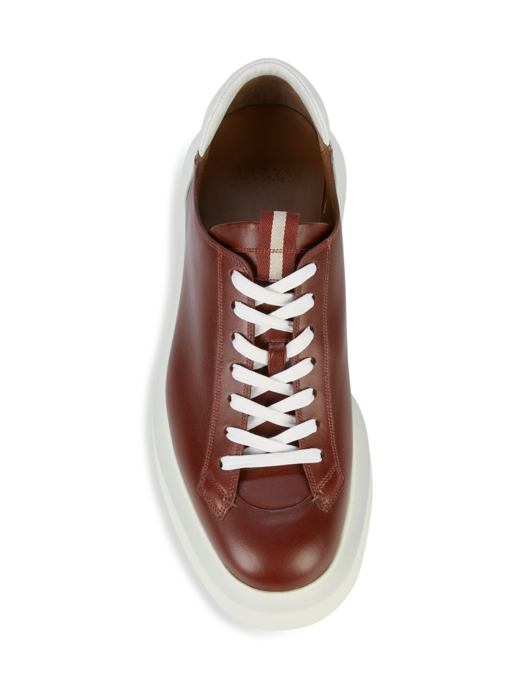 Bally Olivio Leather Sneakers