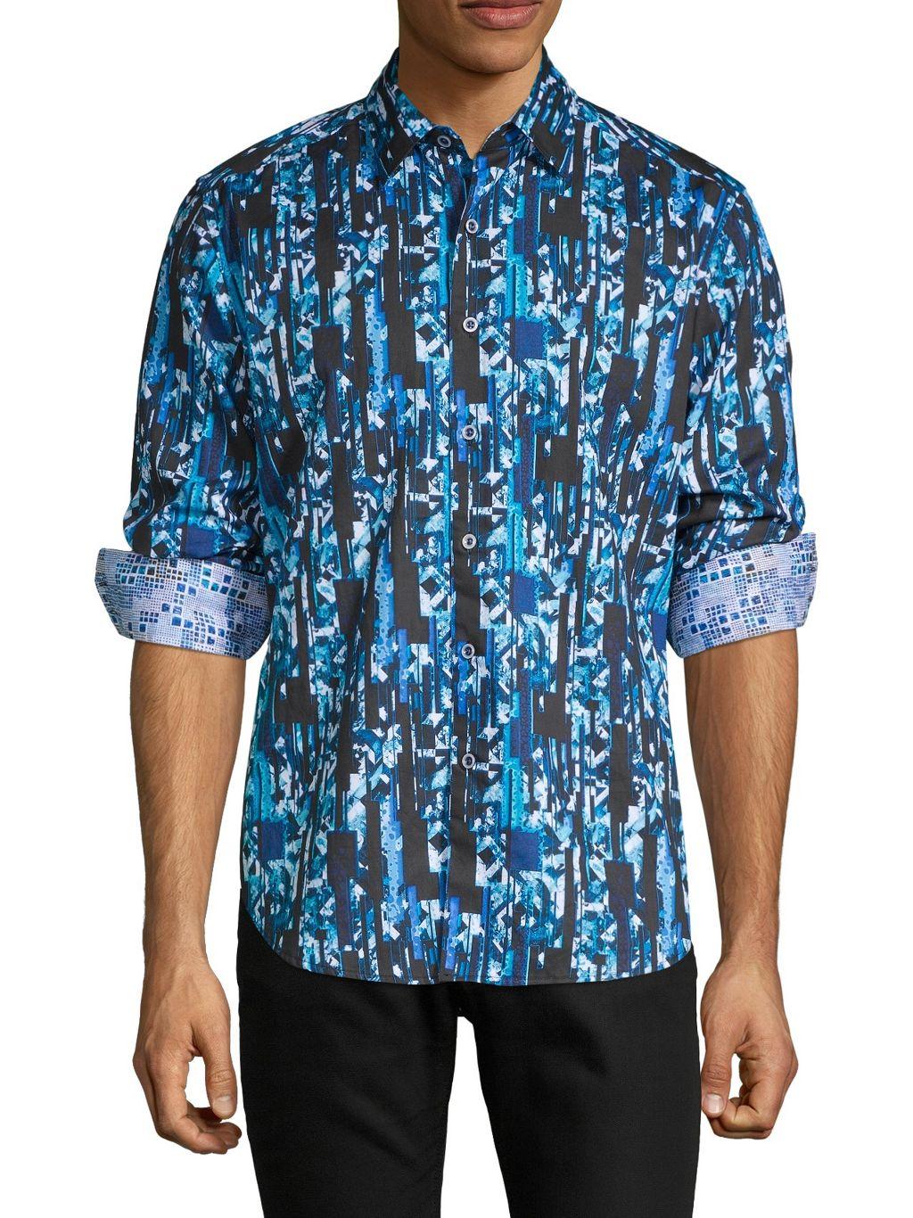 Robert Graham Urban Classic-Fit Long Sleeve Shirt