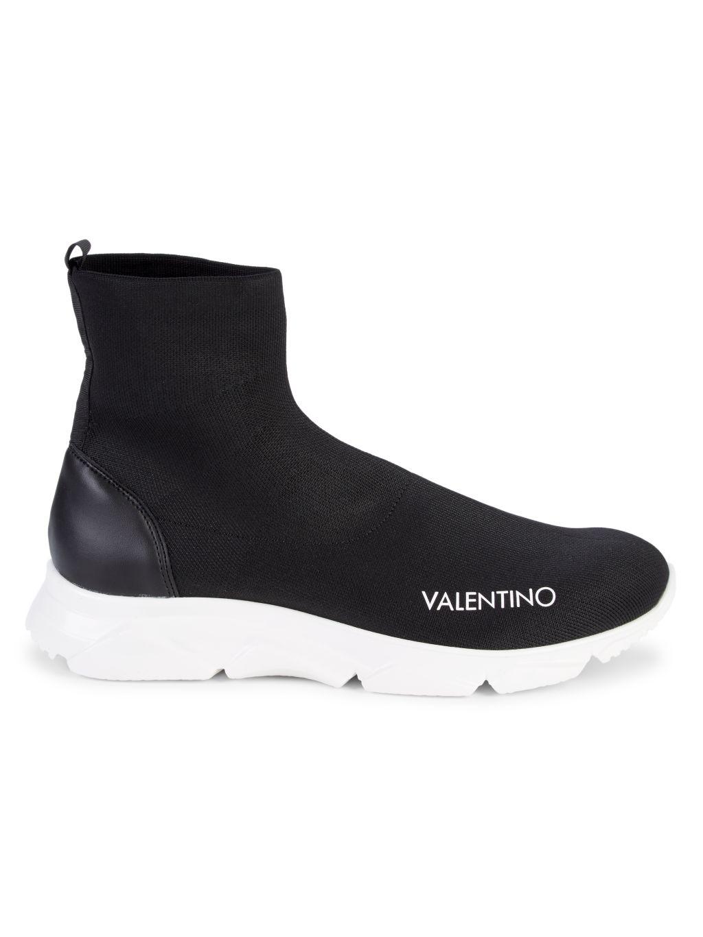 Valentino by Mario Valentino Tom Space Sock Runners