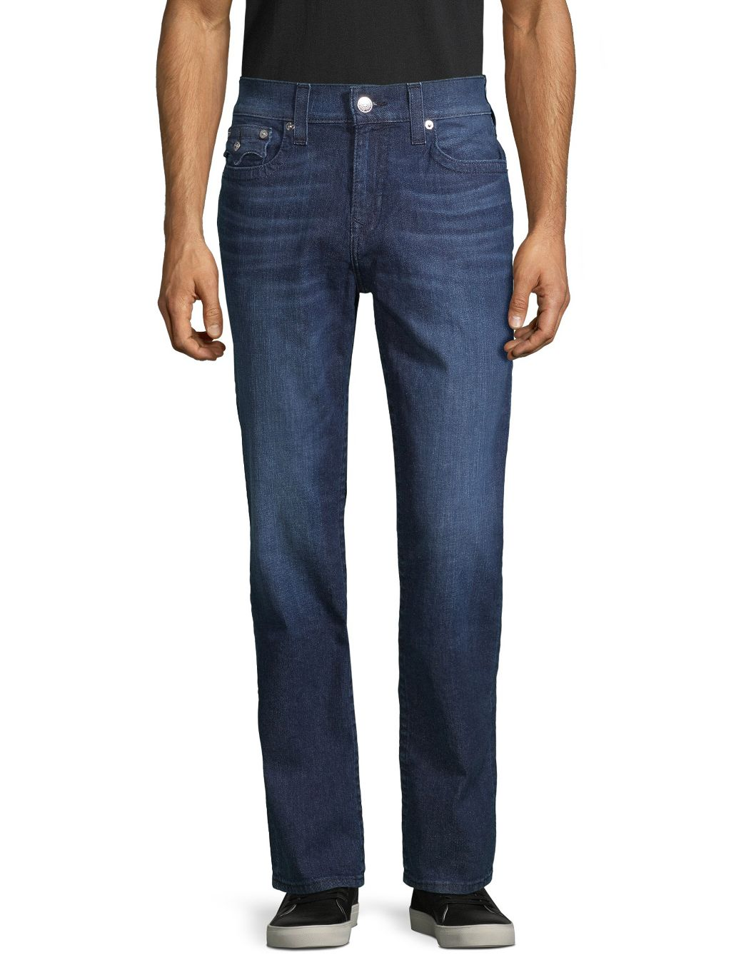 True Religion Relaxed-Fit Jeans