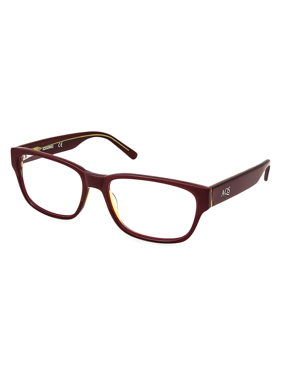 Women's Dexter 54MM Square Optical Glasses