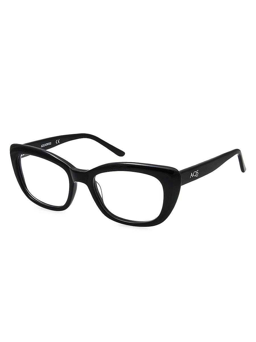 Women's Lola 51MM Square Optical Glasses