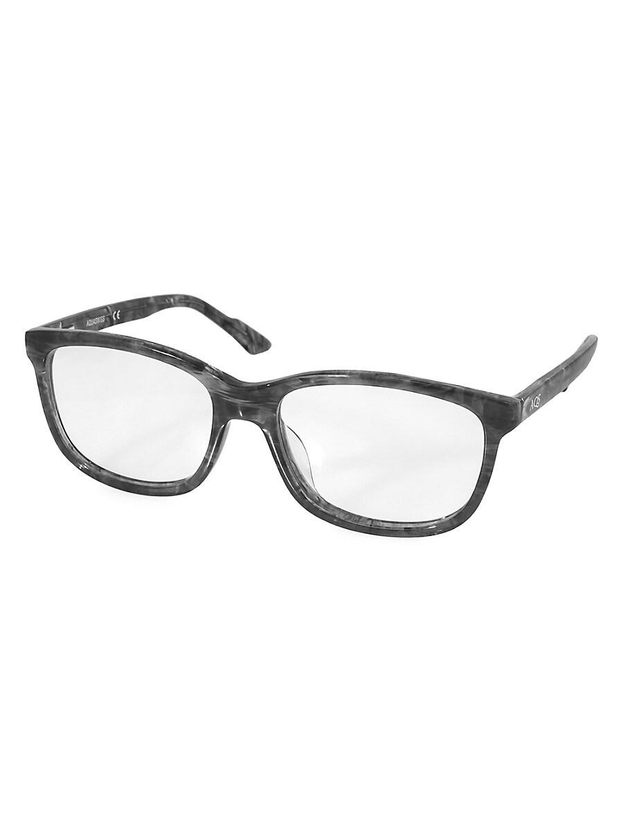 Women's Collin 54MM Square Optical Glasses