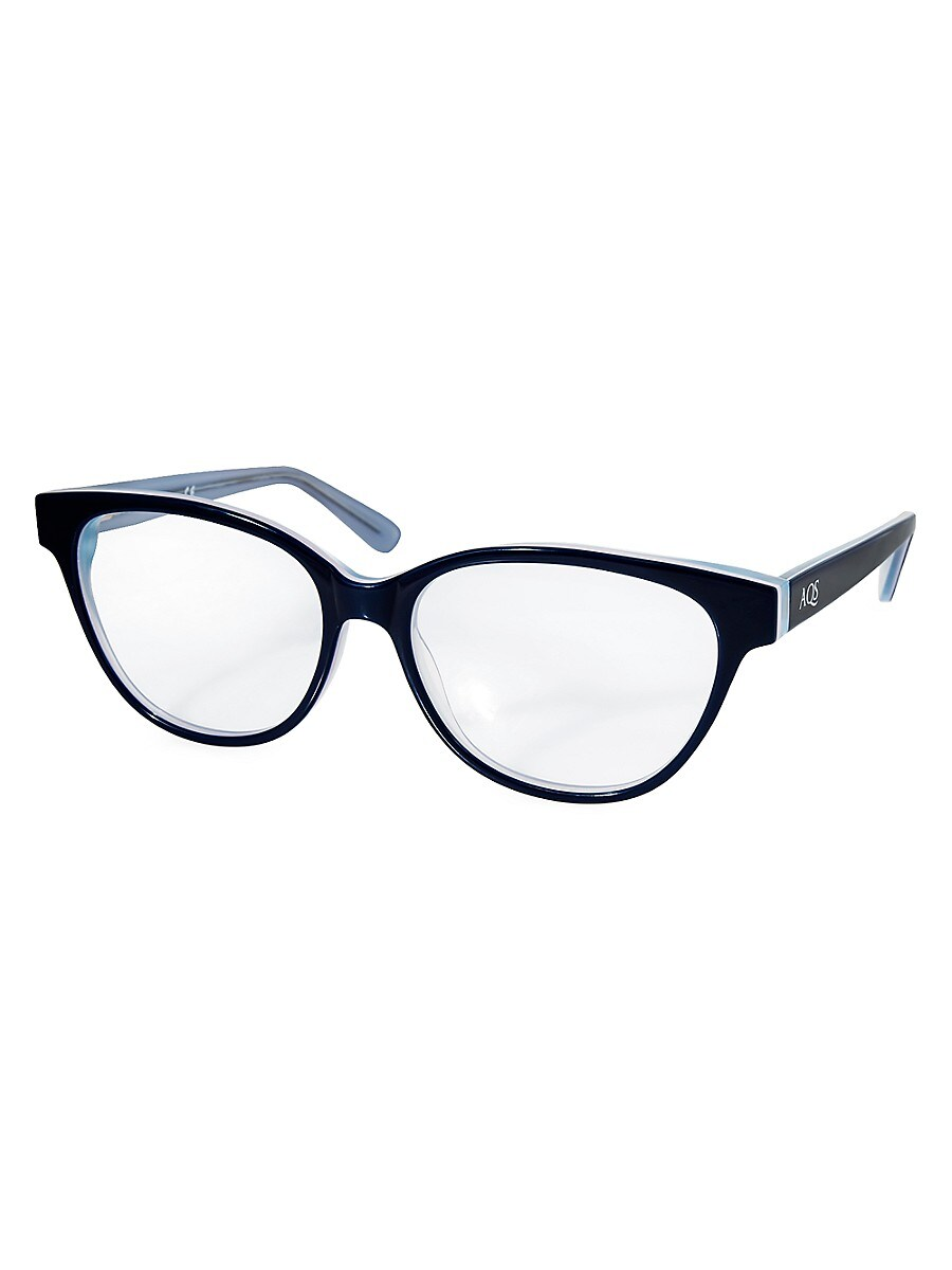Women's Aria 54MM Square Optical Glasses