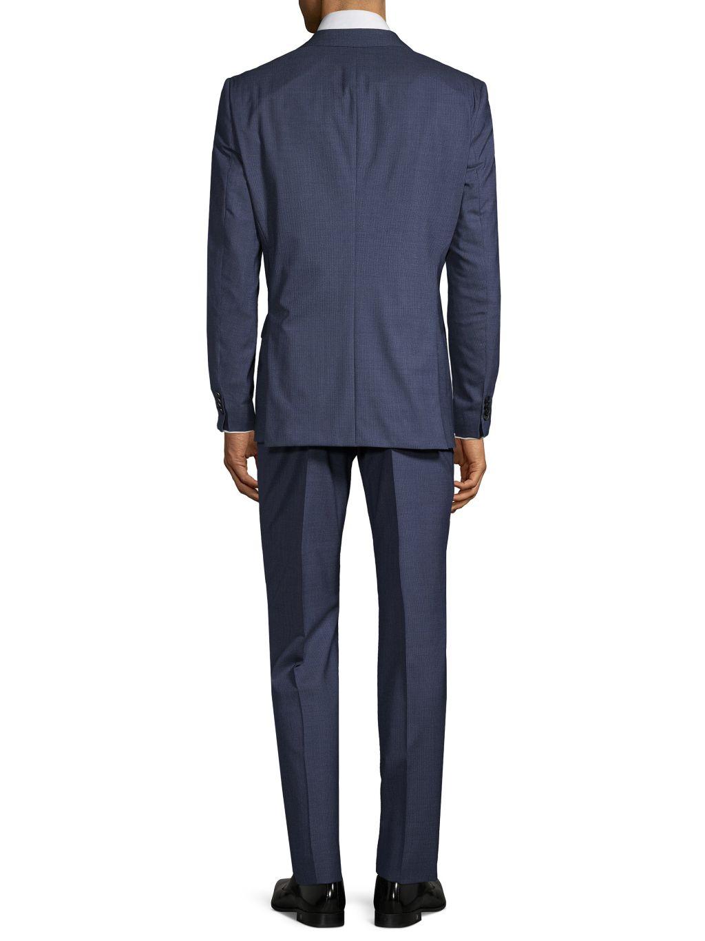 Boss Hugo Boss Guabello Regular-Fit Johnston/Lenon Suit