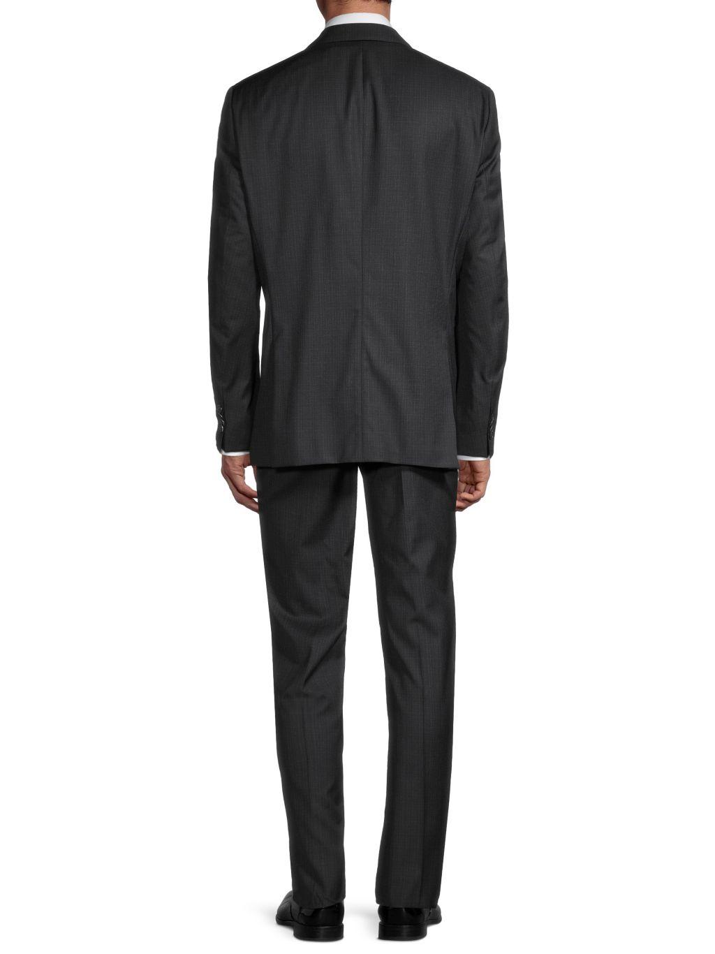 Hugo Boss Super 110 Phoenix/Madisen Regular-Fit Virgin Wool Suit