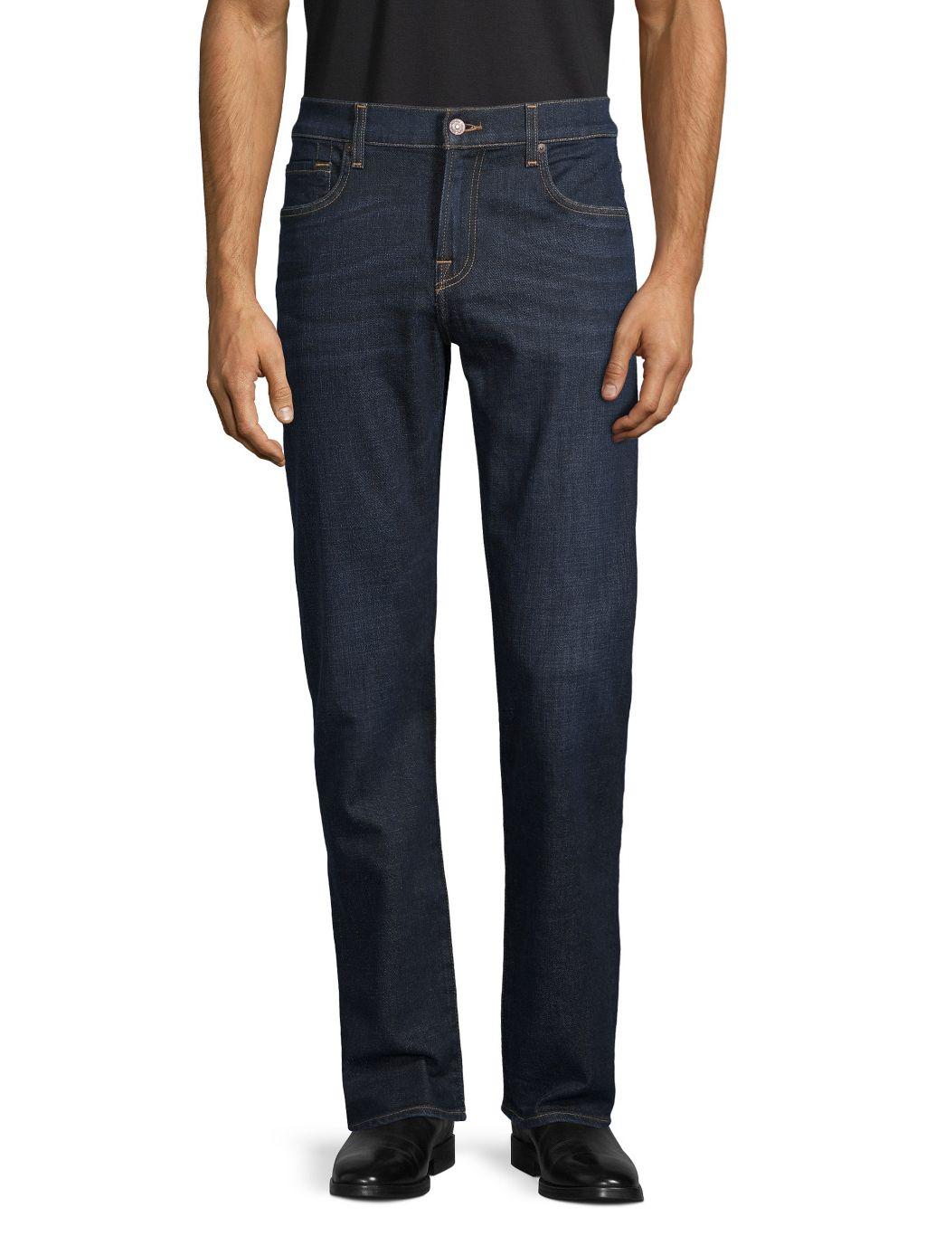 7 For All Mankind Series 7 Denim Slim Slimmy Jeans