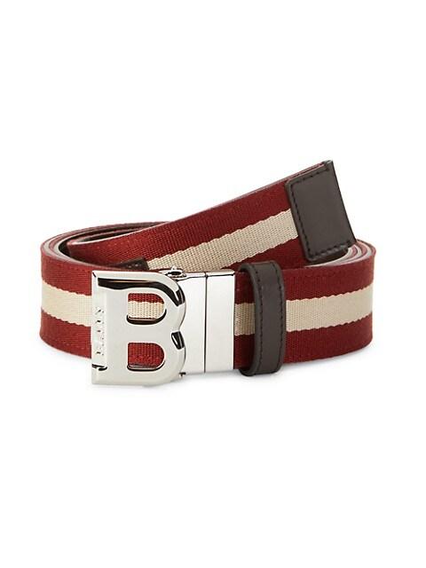 Bising Striped Belt