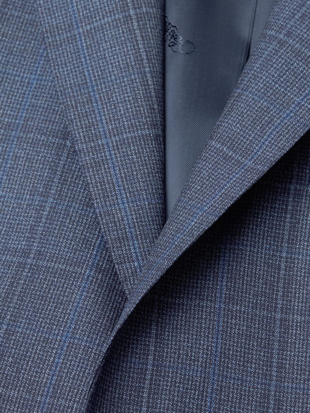 Saks Fifth Avenue Made in Italy Modern-Fit Plaid Wool Sportcoat