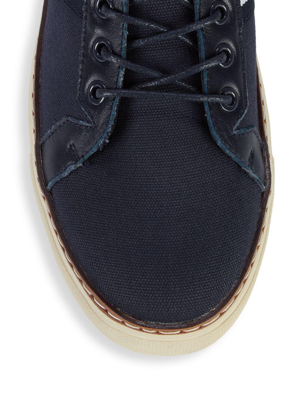 Original Penguin Ian Canvas Sneakers