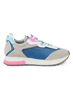 아쉬 스니커즈 ASH Tiger Colorblock Sneakers,DOVE LIGHT GREY