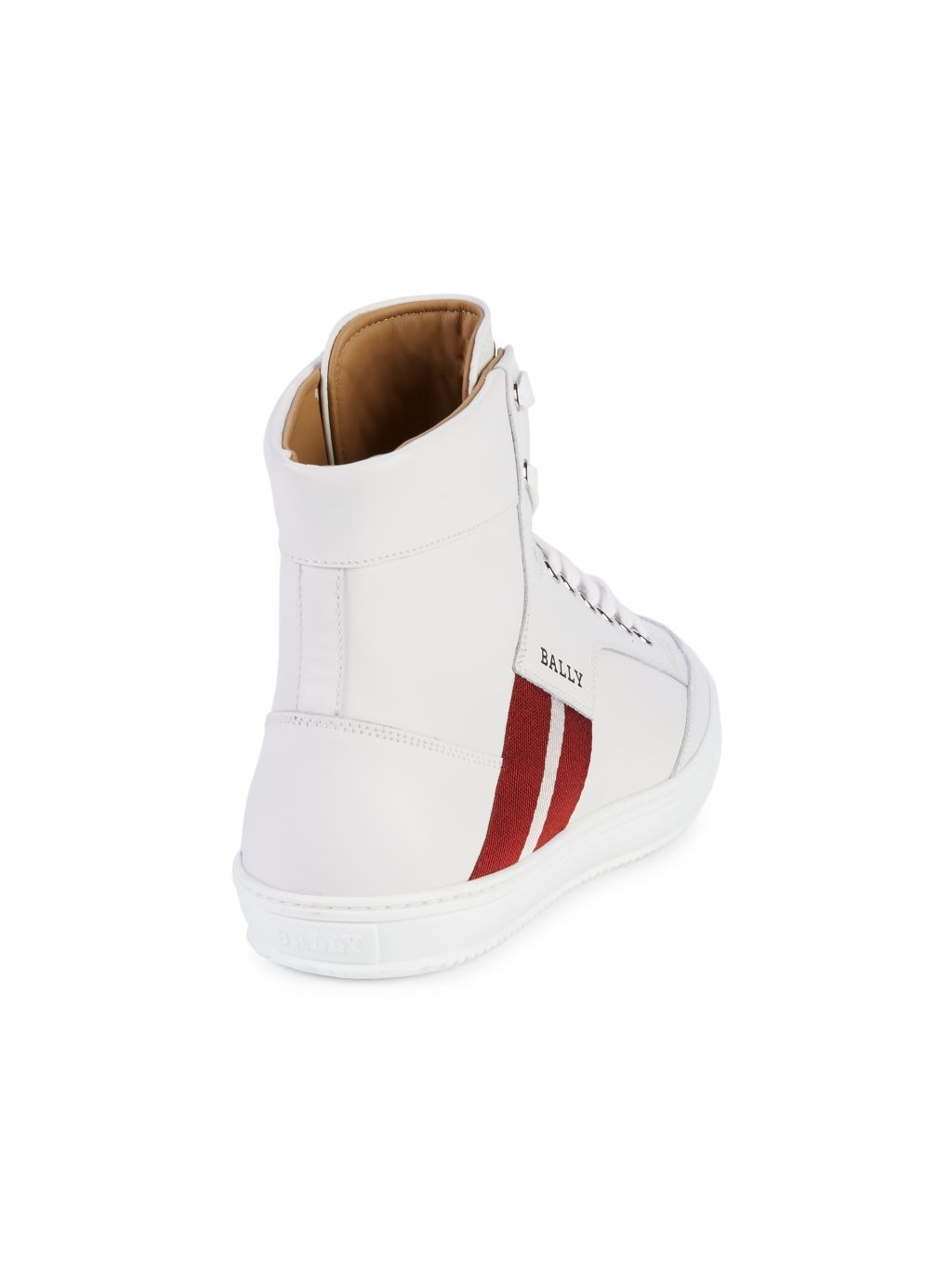 Bally Olandi High-Top Sneakers