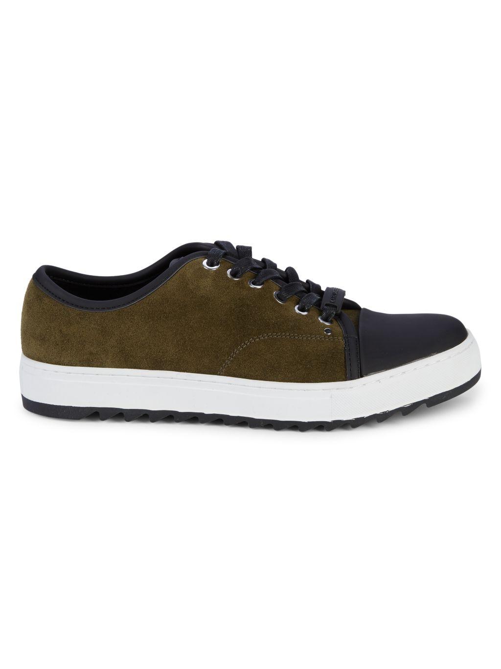 Karl Lagerfeld Paris Colorblock Sneakers