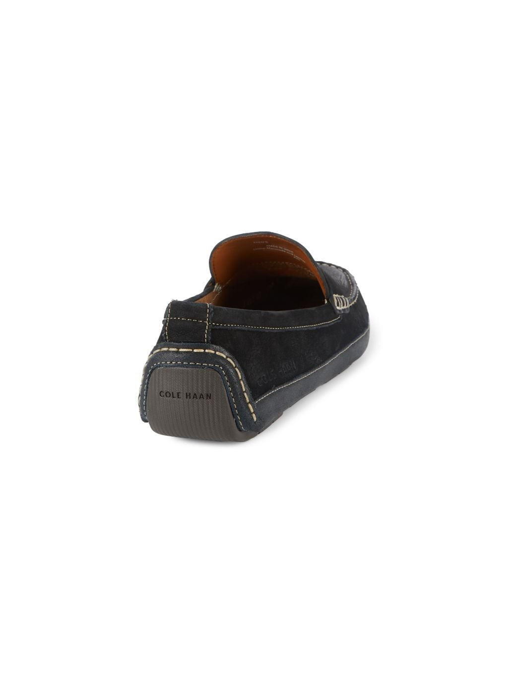 Cole Haan Wyatt Penny Suede Driving Loafers