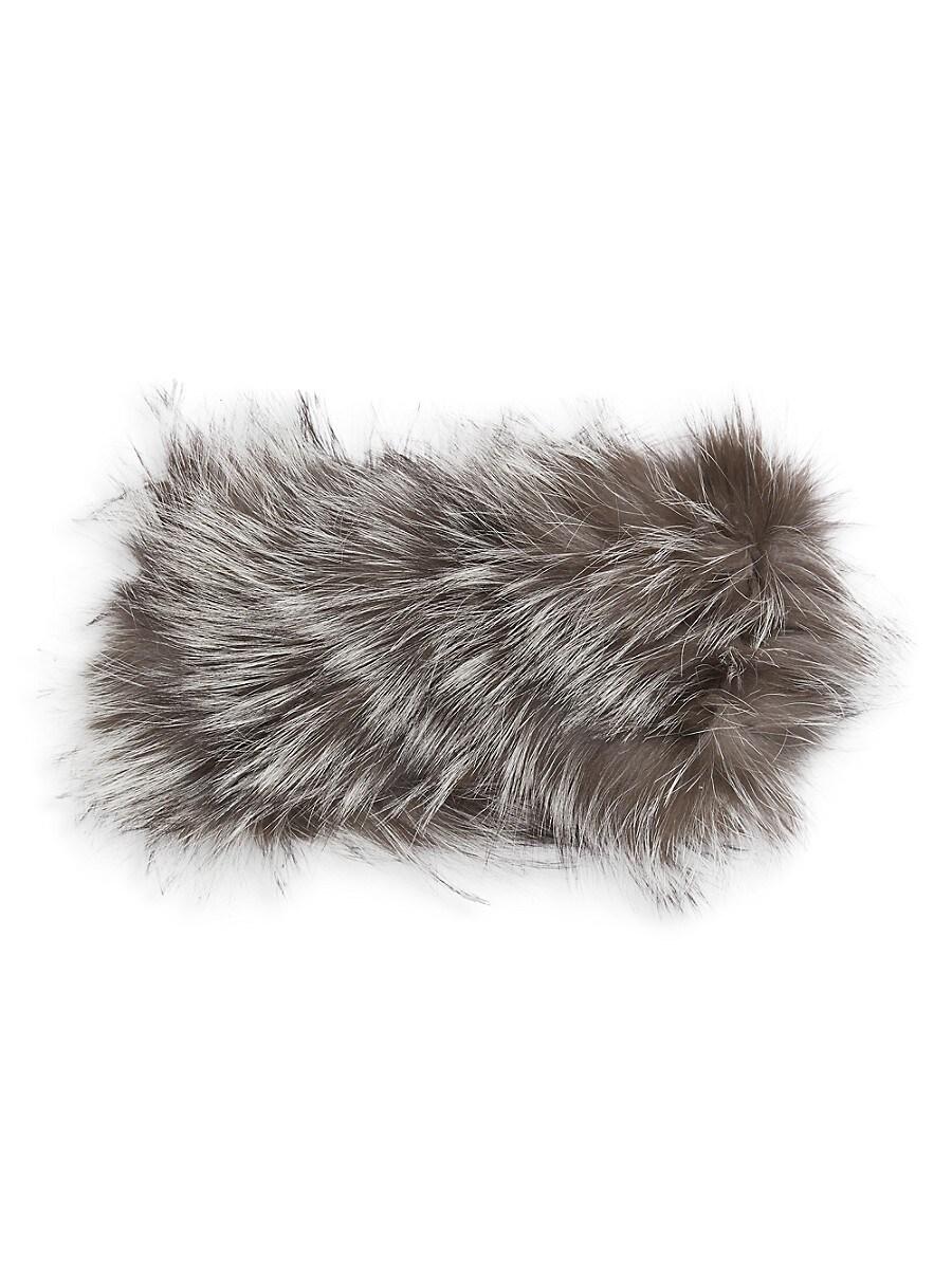 Women's Fox Fur Headband