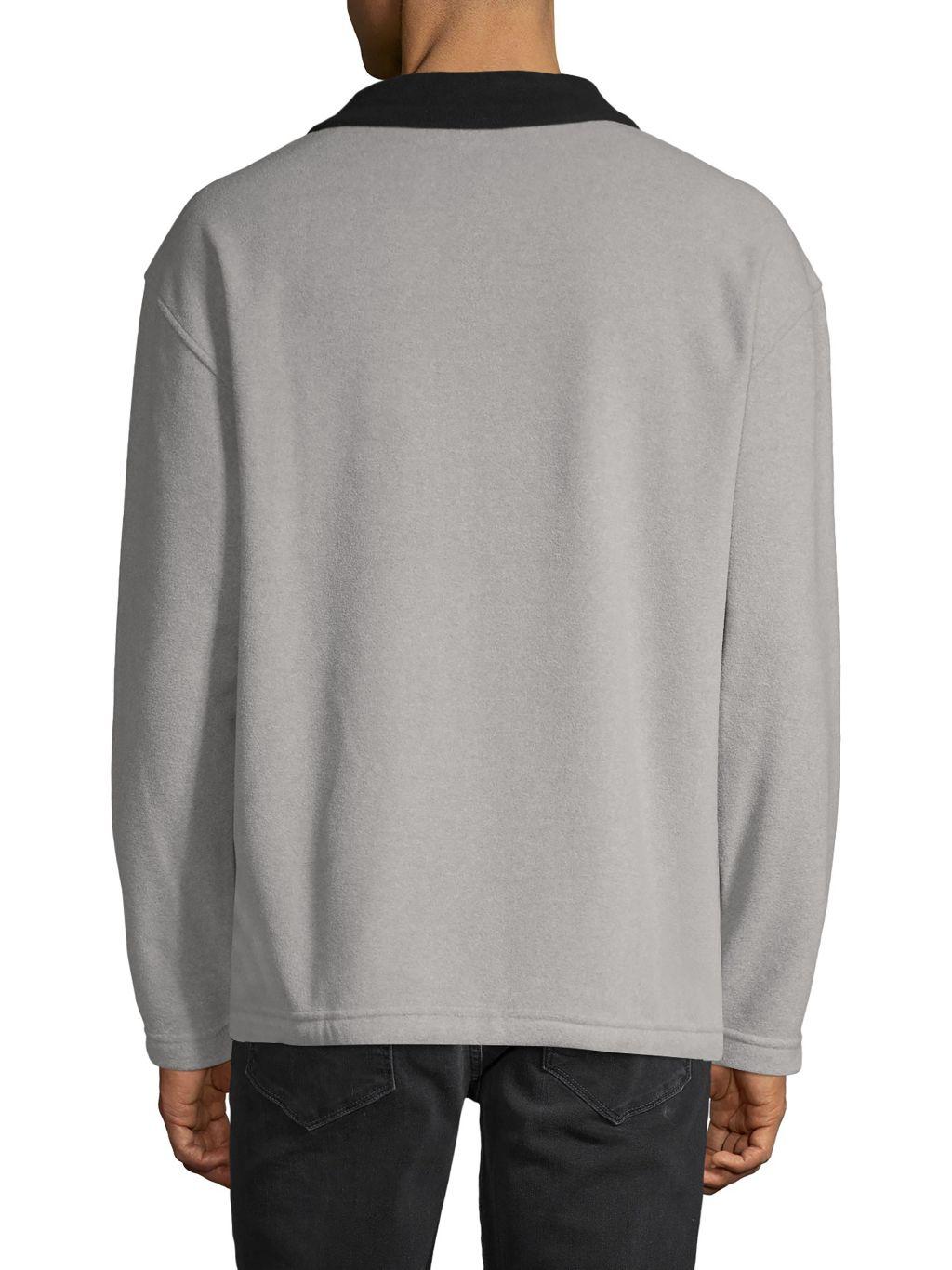 Perry Ellis Long-Sleeve Sweatshirt