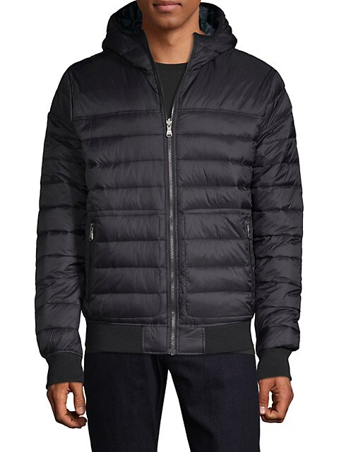 Maxwell Reversible Down Bomber