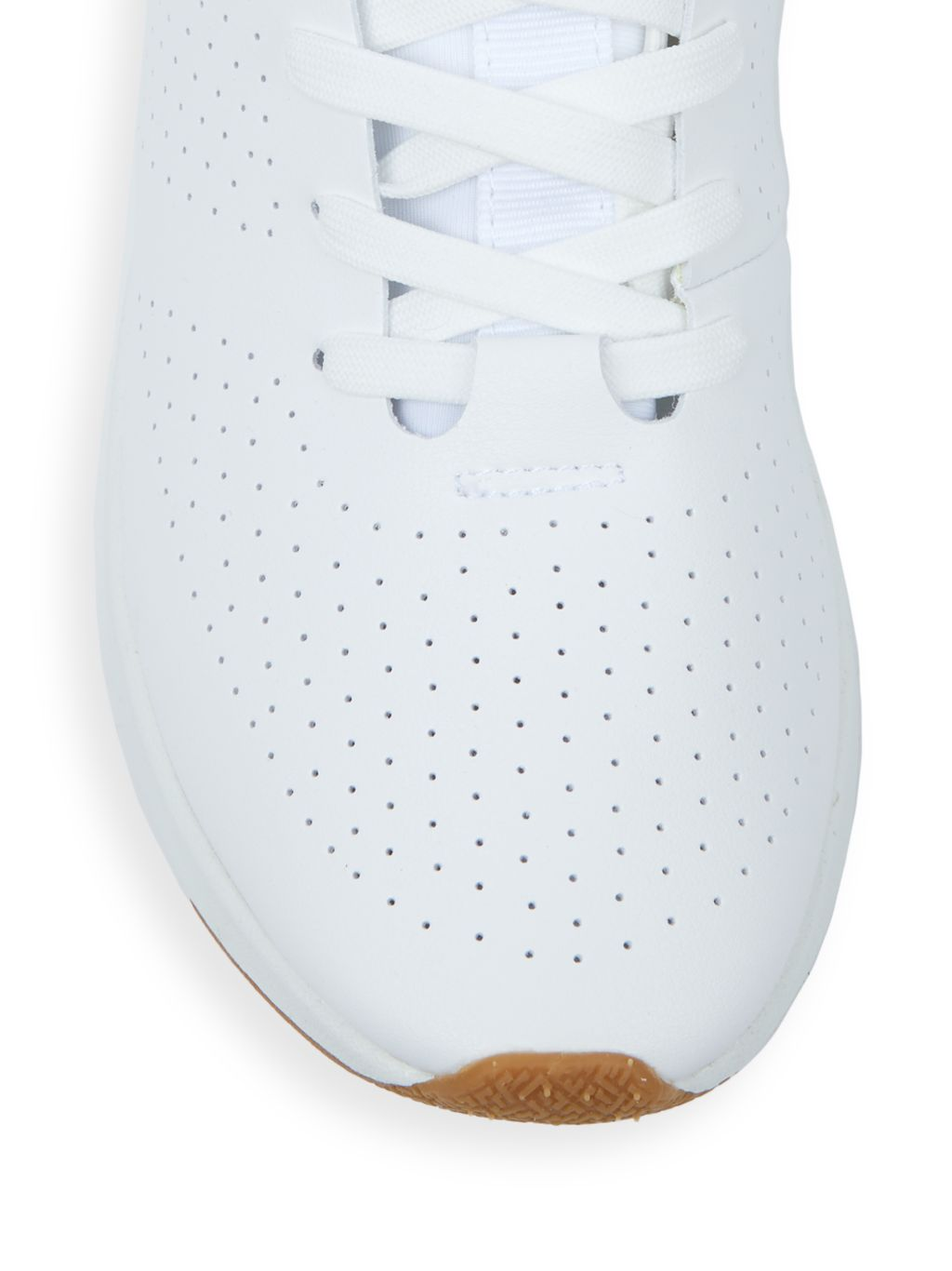 Steve Madden Royale Perforated Trainers
