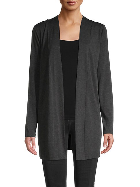 Saks Fifth Avenue ICONIC-FIT CARDIGAN