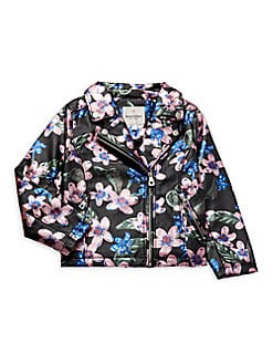 Limited Too Girls Reversible Cire Jacket