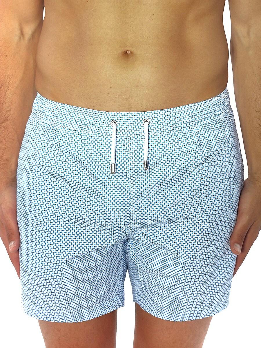 Men's Mini Dot Swim Shorts