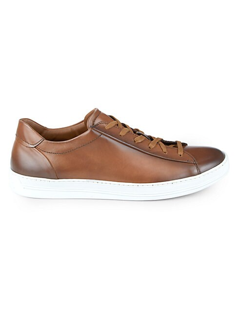 To Boot New York RANGER LEATHER LOW-TOP SNEAKERS