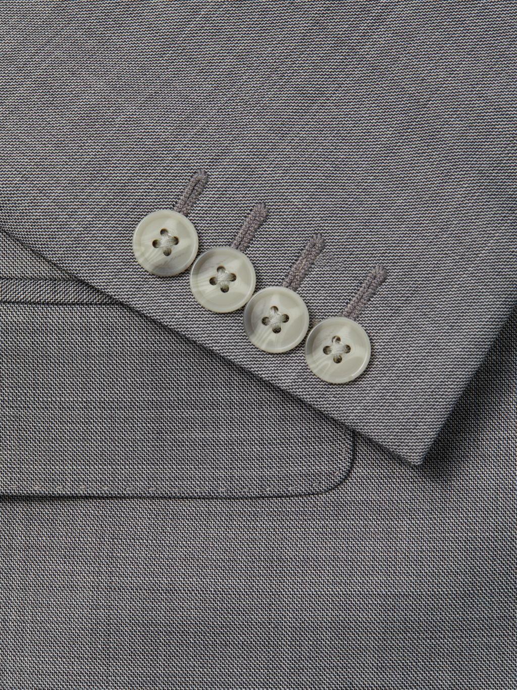 Saks Fifth Avenue Trim-Fit Suit