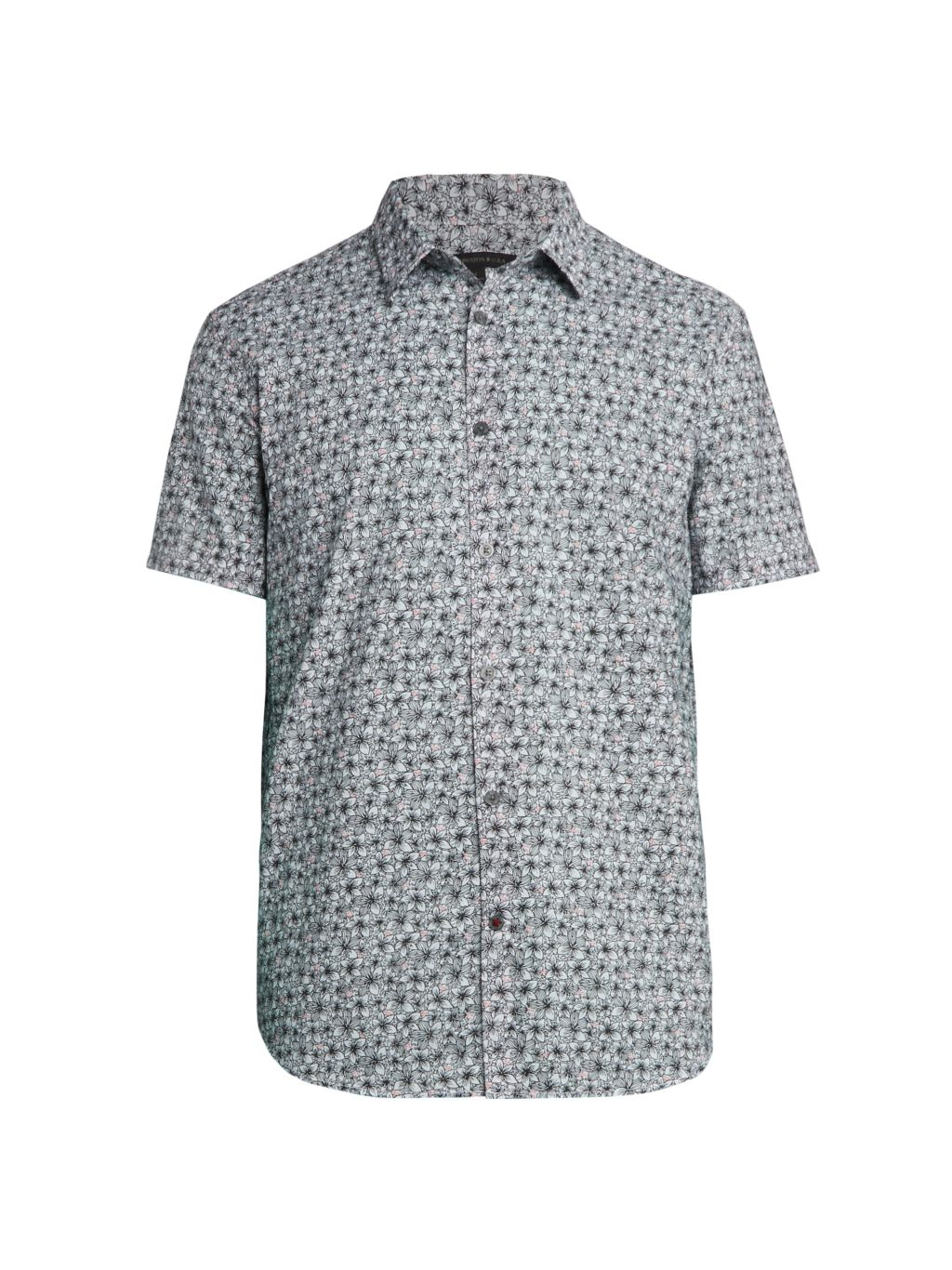 John Varvatos Star U.S.A. Floral Short-Sleeve Shirt